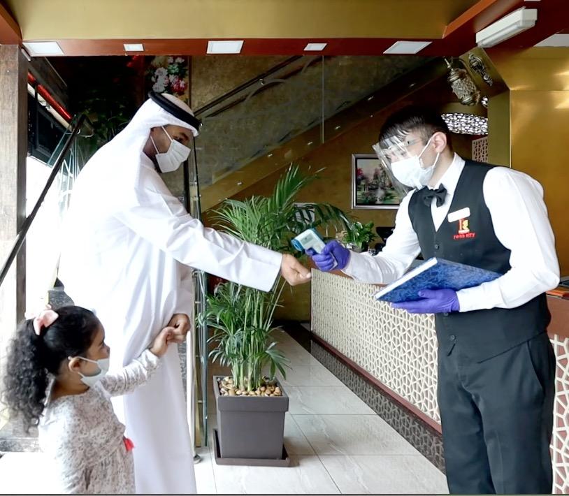 restaurant safety protocols